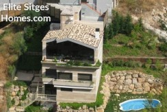Quint Mar Villa for rent in sitges- HS12LT