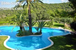 vallpineda sitges villa for sale