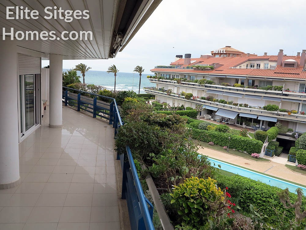 Sitges Apartment for sale sea front HS50FS - Elite Sitges ...