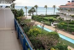 Sitges Apartment for sale sea front HS50FS