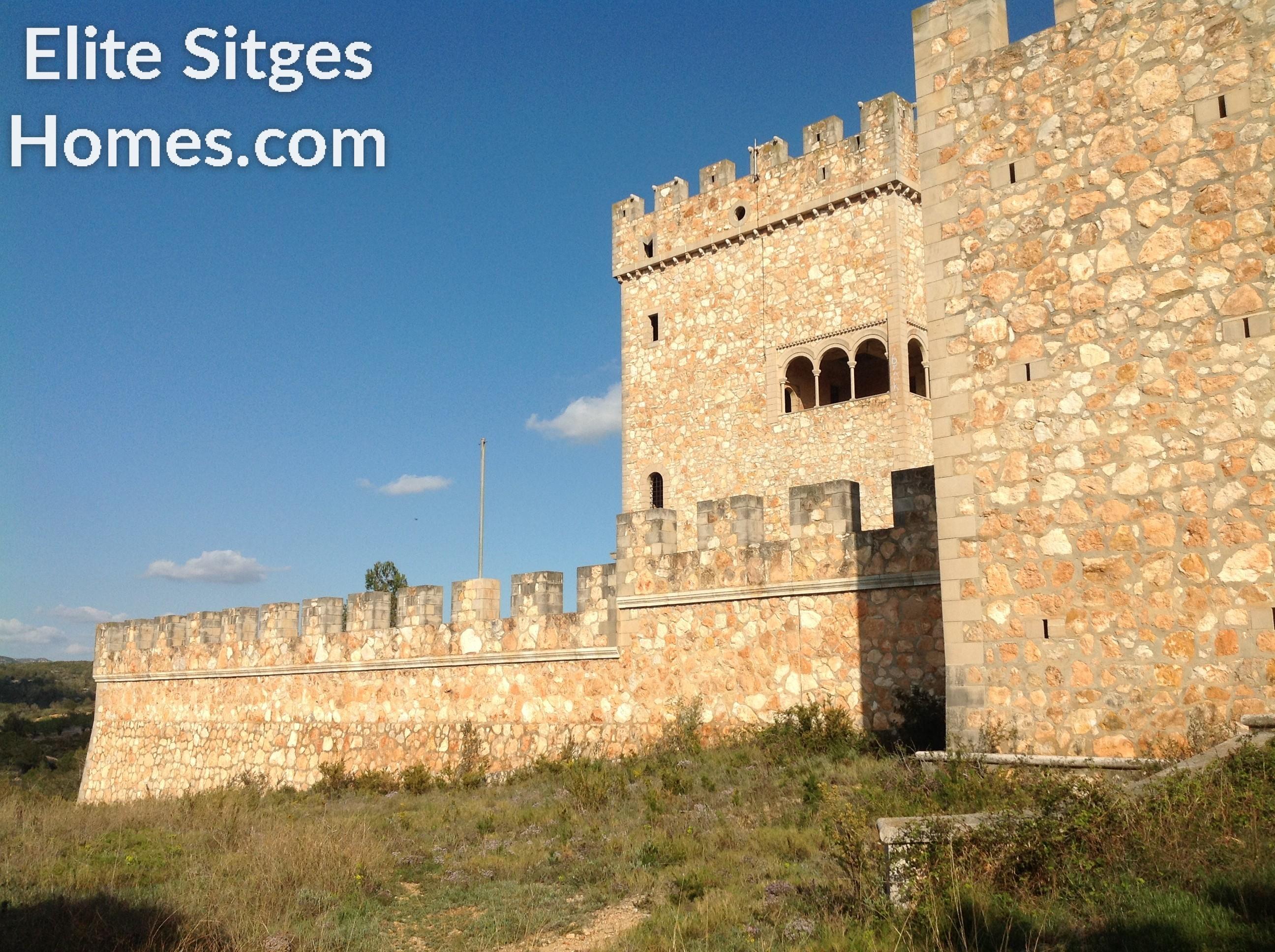 castillo en venta tarragona