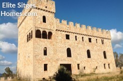 Castle for sale in spain