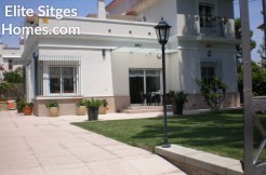 Sitges villa for sale