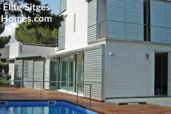 Sitges Villa For Sale Terramar HS57FS