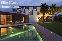Sitges Villa for sale Terramar HS63FS