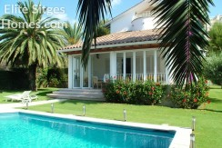 Sitges villa for sale in Santa Barbara HS93FS
