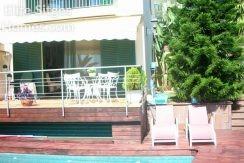 Sitges villa for sale in Vallpineda HS118FS
