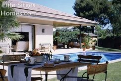 Villa for sale in Sitges, Terramar HS107FS