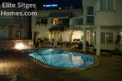 Sitges Aiguadolc house for rent HS111LT