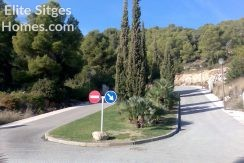Land plot Sitges Can Girona for sale HL05FS