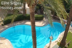 3 bed Sitges vinyet penthouse for sale HS158FS