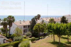 Sitges Sea Views Apartment For Rent HS134LT