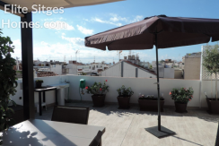 Sitges center duplex for sale HS219FS