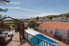Sitges villa for rent HS141LT