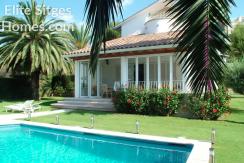 Sitges Santa Barbara stunning villa HS159LT