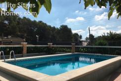 Olivella near Sitges nice cheap villa HO56FS