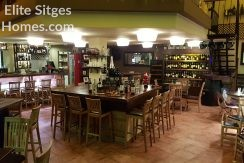 Sitges center cafe bar for sale HS231FS