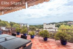 Sitges Can Girona luxury villa HS175LT