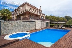 Sitges Can Girona exclusive villa HS232FS