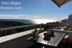 Sitges Casas del Mar Duplex sor sale HSP23FS