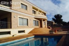 Fantastic Villa for sale in Cunit HC01FS