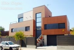 Amazing modern villa for sale in Calafell  HCL01FS