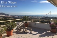 Stunning apartment for sale in Sitges Santa Barbara HS237FS