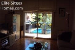 Beautiful Sitges apartment for sale Els Molins  HS243FS