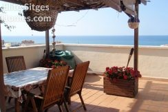Amazing Atico-triplex for sale in Sitges , Poble Sec HS247FS