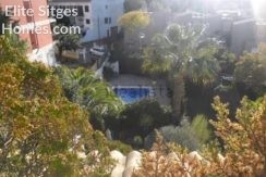 Lovely Sitges Town House for sale in Vallpineda HS244FS