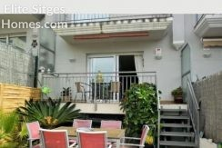 Lovely Sitges town house for sale Quint Mar HS246FS