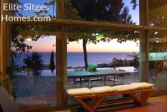 Amazing villa for long term rent Levantina, Sitges HS02LT