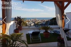 Amazing  Atico apartment with great sea views HS252FS